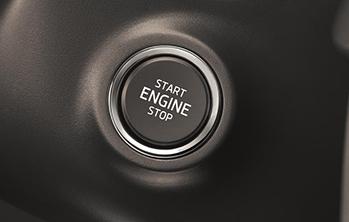 Система бесключевого доступа и запуска двигателя KESSY