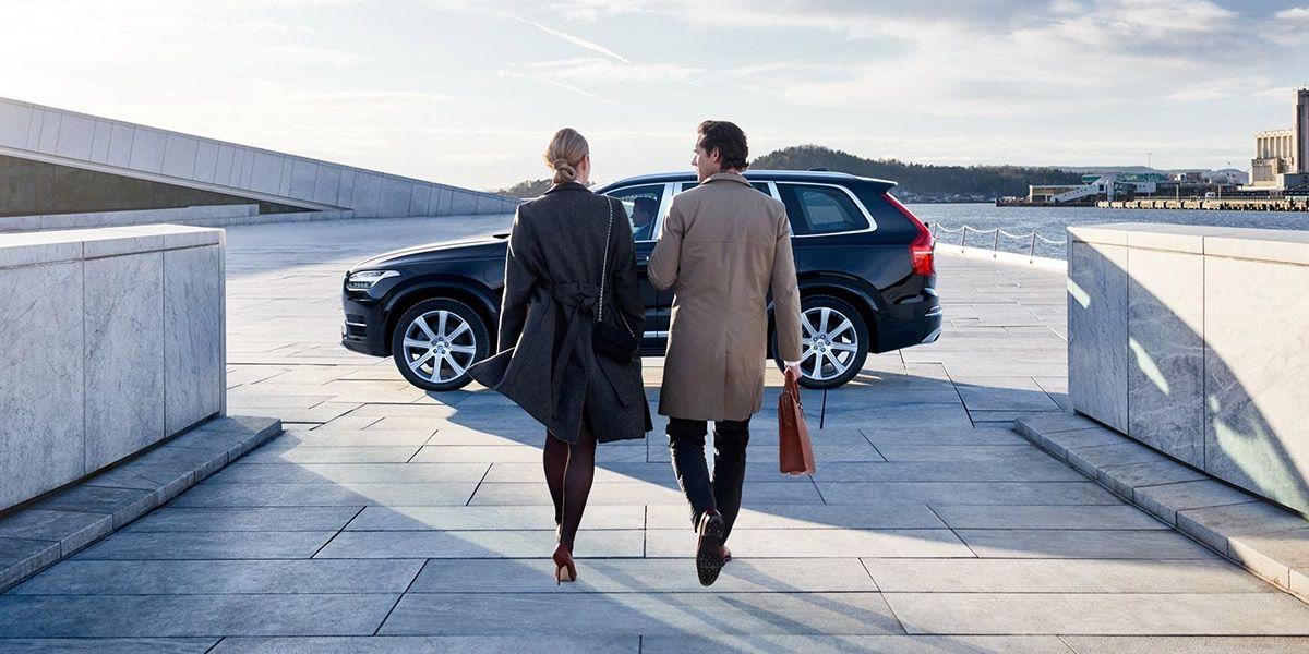 Volvo Car Russia празднует 90-летний юбилей премиального бренда