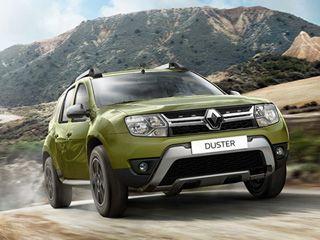 В России в четыре раза выросла популярность дизельного Renault DUSTER