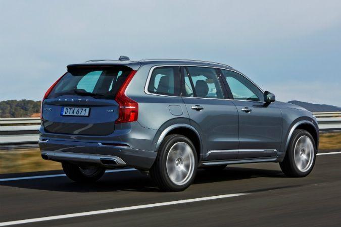 Volvo Car Group прогнозирует уверенный рост продаж и прибыльности в 2015 году