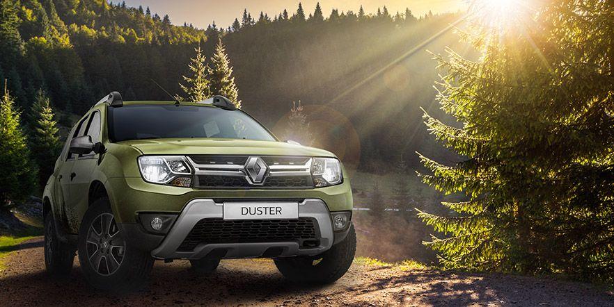 Renault DUSTER и Renault SANDERO ─ лучшие в своих сегментах по остаточной стоиимости