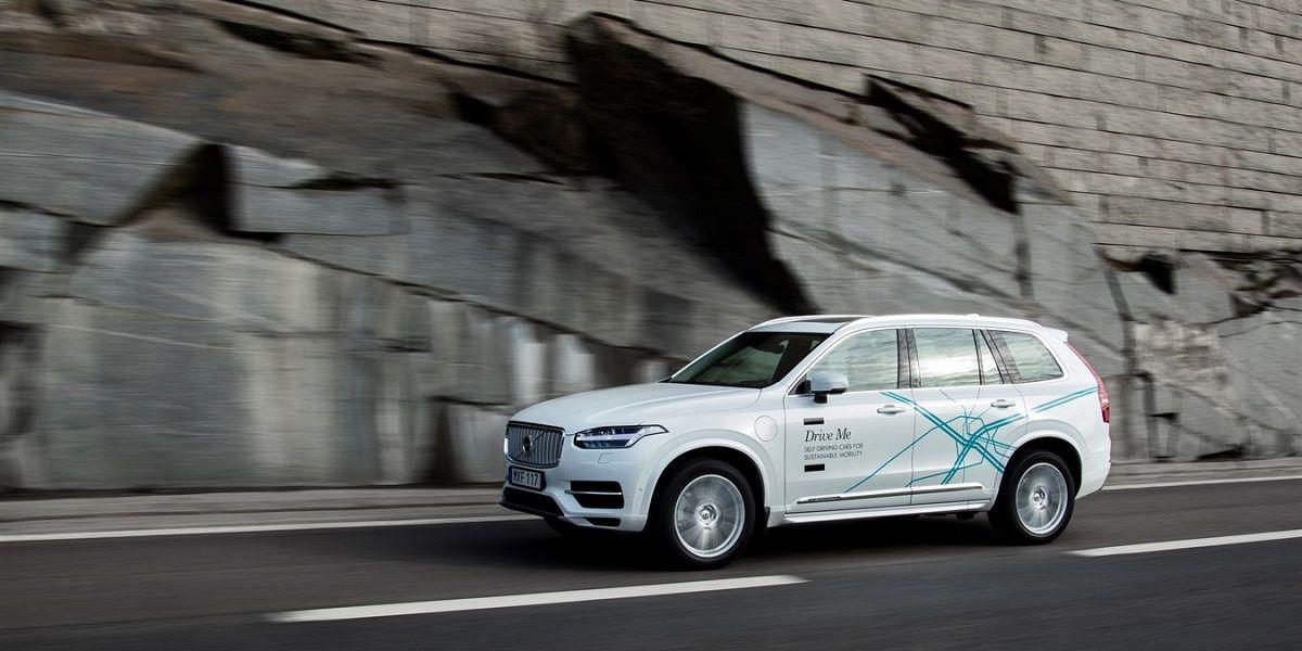 Тестировать первые Volvo с автопилотом будут обычные люди