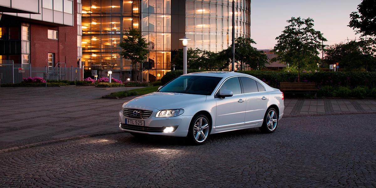 Volvo занял первую строчку рейтинга по сохранности остаточной стоимости автомобилей
