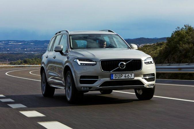 На Женевском автосалоне Volvo Cars раскрывает направление своего будущего развития