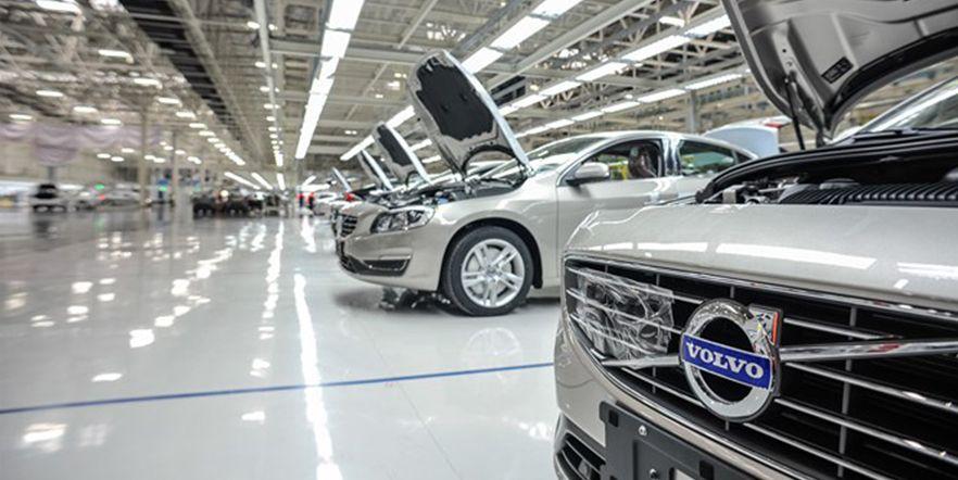 Volvo Cars за 2,2 млрд шведских крон получает контроль над своими совместными предприятиями в Китае