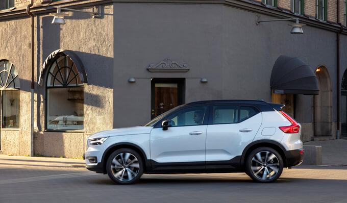 Мировые продажи Volvo Cars в августе составили 45 786 автомобилей, во втором полугодии ожидается снижение