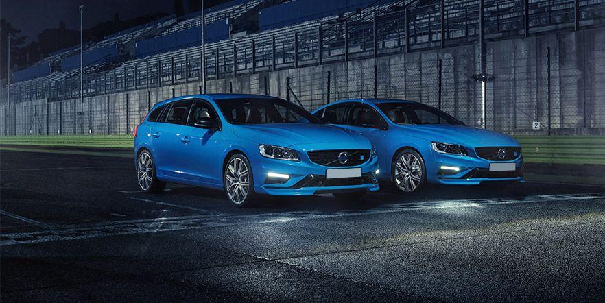 Volvo представляет S60 и V60 Polestar с двигателями мощностью 367 л.с.