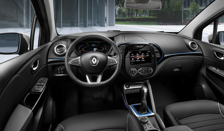 Фото интерьера Renault Kaptur_new №1