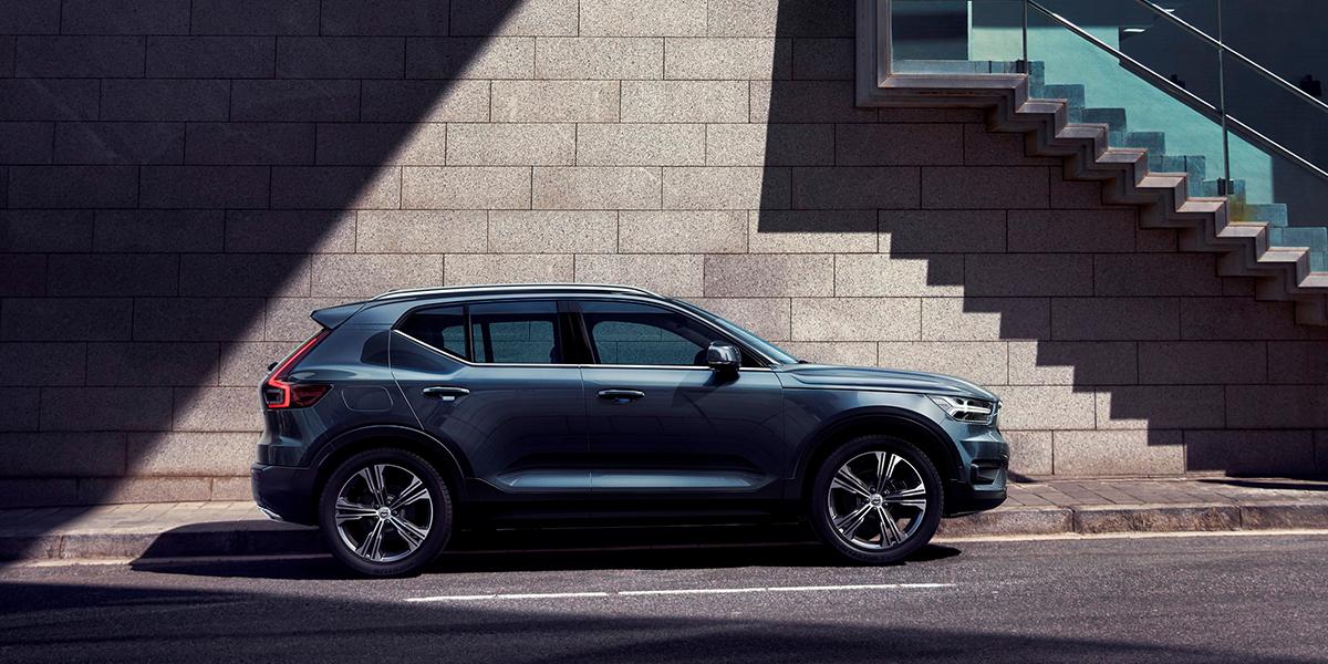 Volvo Cars представляет новый трехцилиндровый двигатель для компактного кроссовера XC40