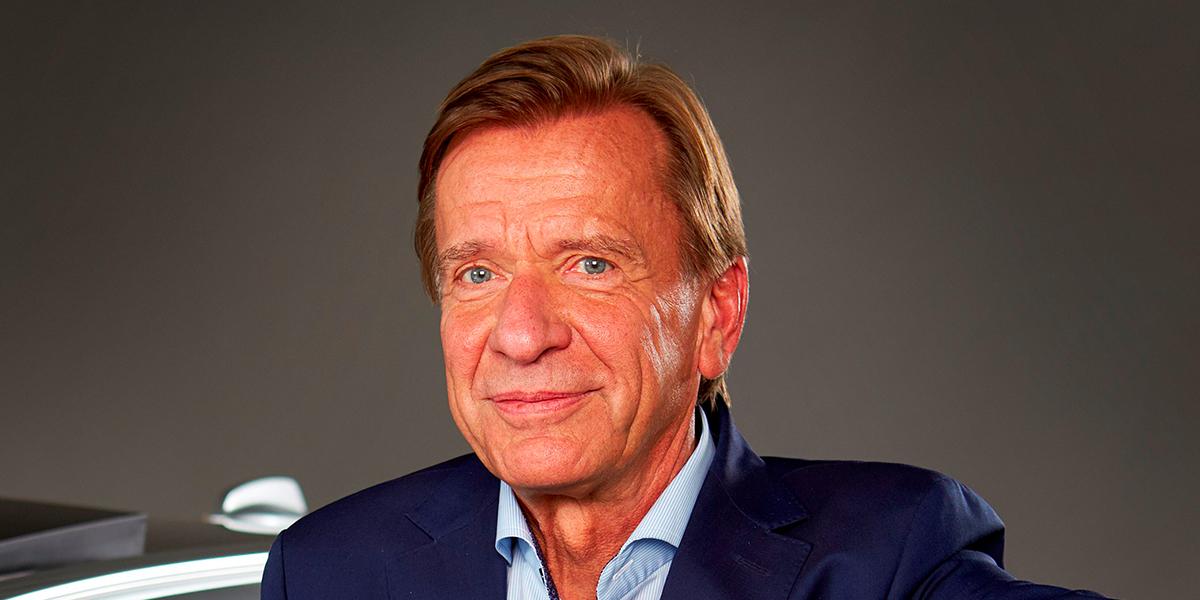 Генеральный директор Volvo Cars Хокан Самуэльссон продлевает контракт с компанией до 2022 года