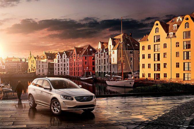Volvo Cars на Женевском автосалоне 2015