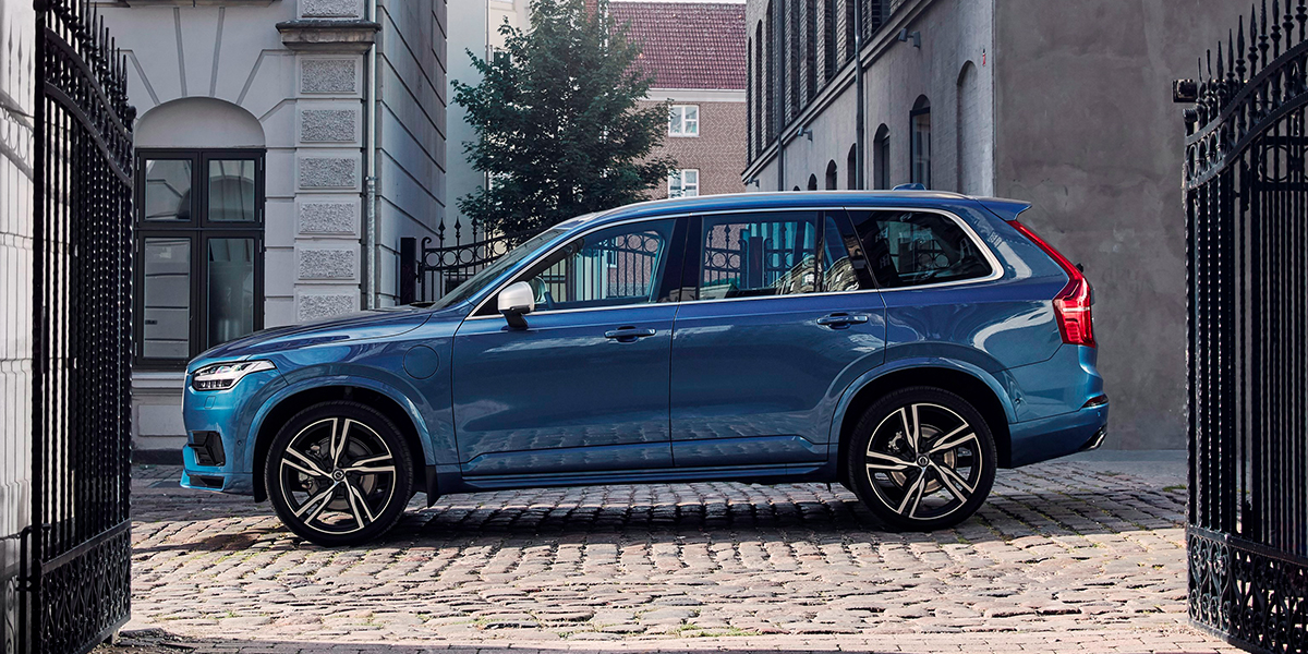 Volvo Car Russia открывает приём заказов на внедорожник XC90 с гибридной силовой установкой T8 Twin Engine