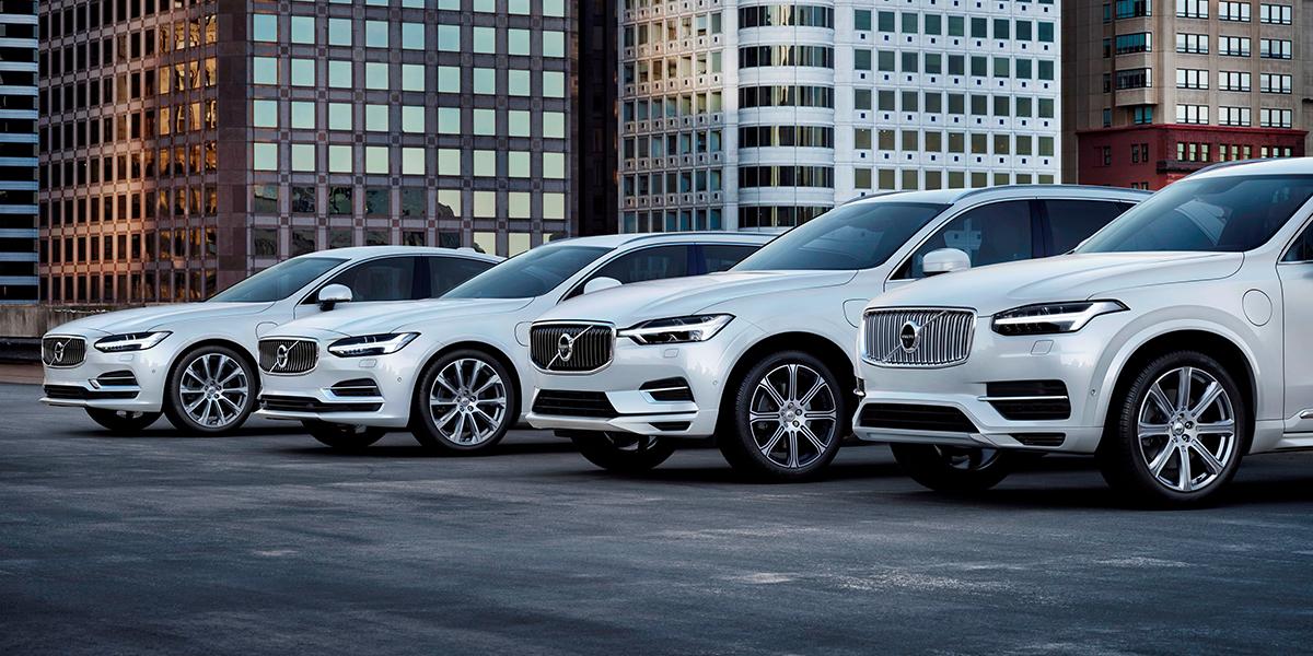 Продажи Volvo Cars в России выросли в октябре на 59,6%, в мире – на 11,8%