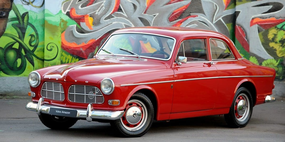 Легендарные ретрокары Volvo на 26-й «Олдтаймер-Галерее» в честь 90-летия шведской марки