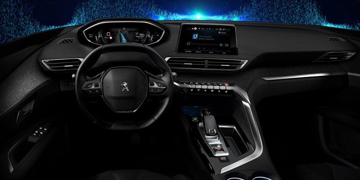 Компания PEUGEOT создала новое поколение i-Cockpit®