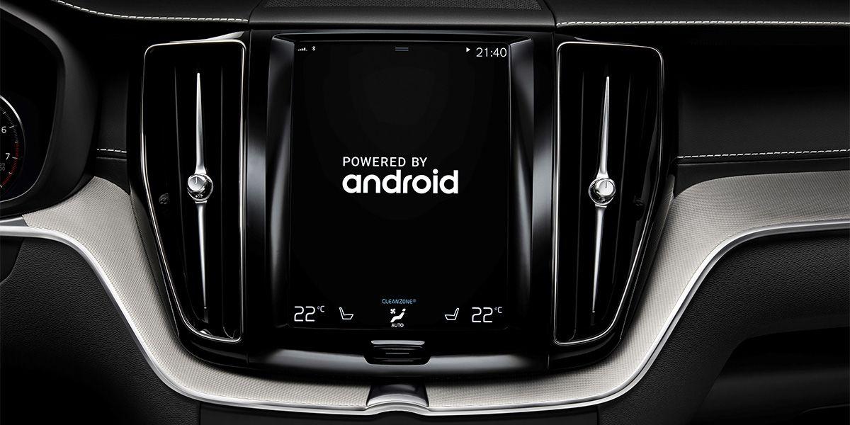 Volvo Cars и Google разработают программное обеспечение на базе Android для автомобилей нового поколения