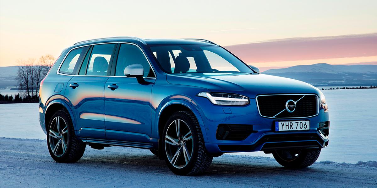 Volvo Cars приближается к концу года с четырьмя новыми наградами