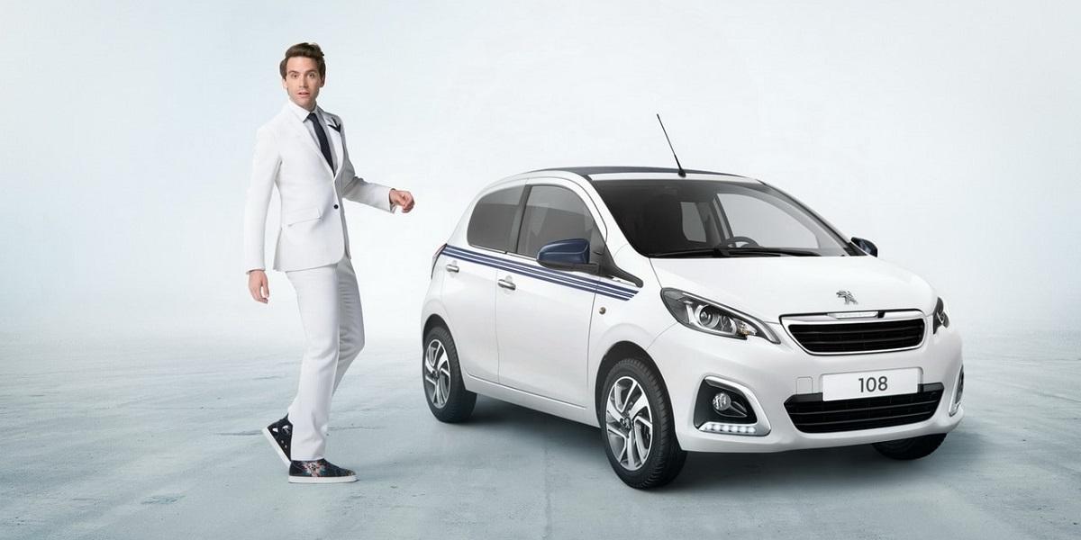 Стильный. Яркий. Твой. Новый Peugeot 108 завоевывает сердца