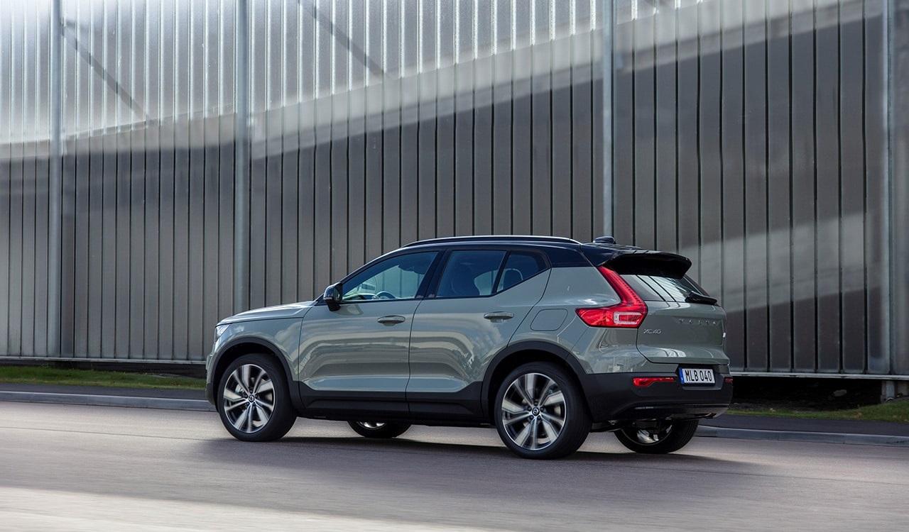 Volvo Cars к 2030 году станет полностью электрической компанией