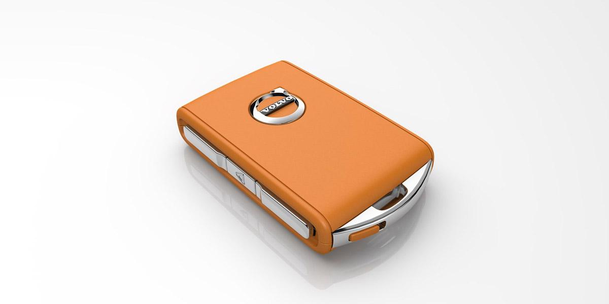 Volvo Cars представляет Care Key для безопасного каршеринга личного автомобиля