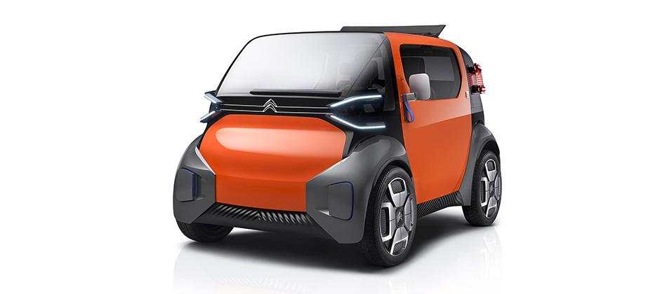 Citroën по-новому изобрел автомобиль