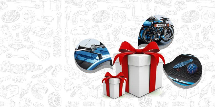 Покупка Renault стала еще выгоднее: дарим подарки на сумму до 50 000 рублей!