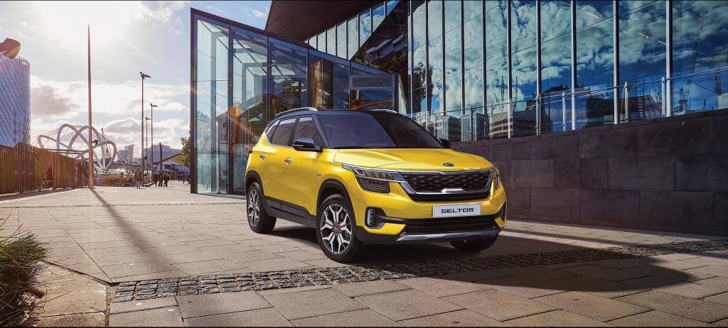 KIA Motors представляет Seltos для российского рынка
