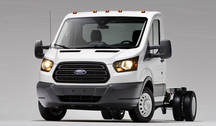 форд транспортер новый