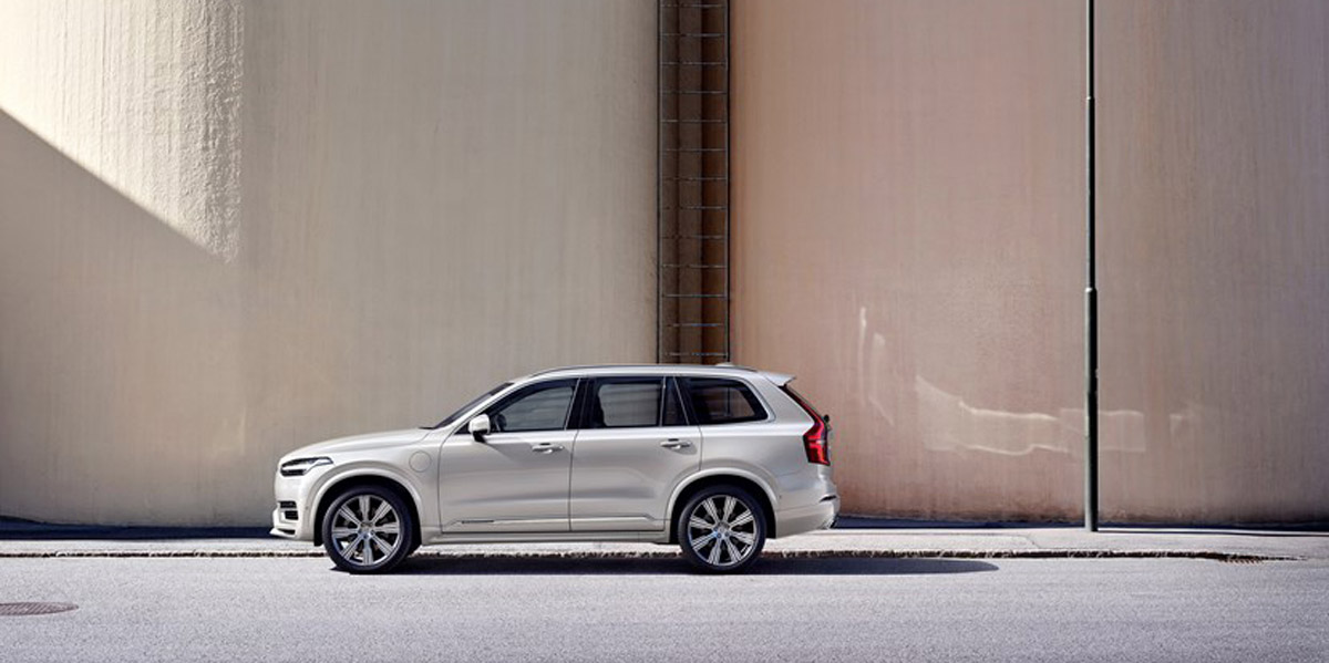 Продажи Volvo Cars в России в первом квартале выросли на 72,5%