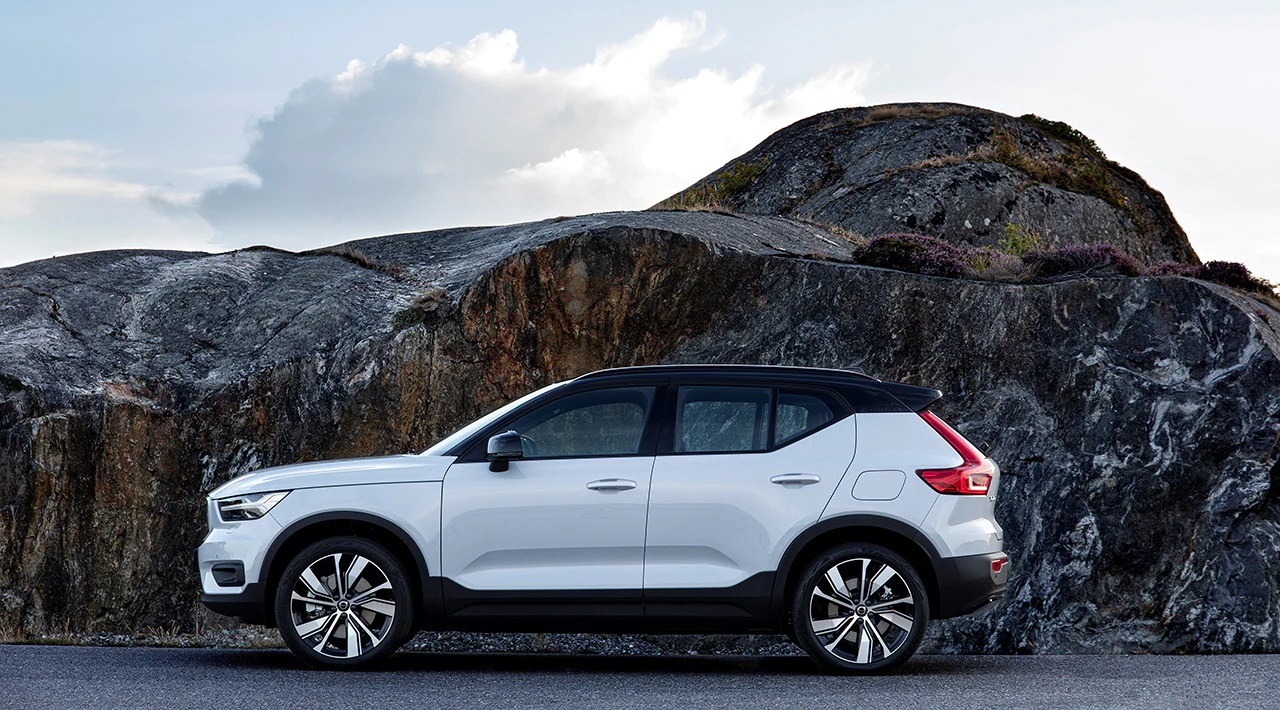 Мировые продажи Volvo Cars за первый квартал выросли на 40,8%, российские — на 5,7%