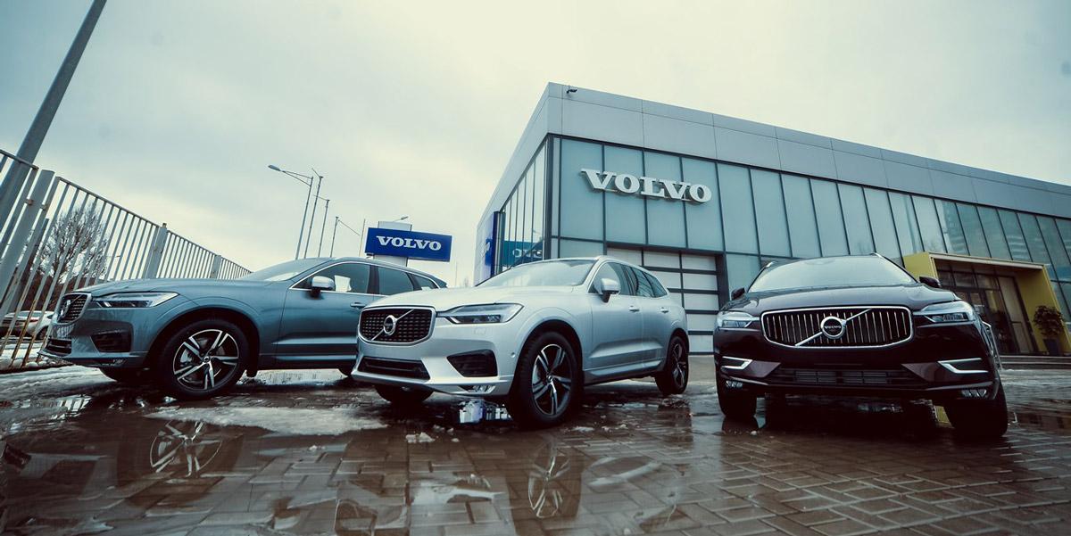 Volvo Car Russia будет развивать бизнес в Самаре с новым партнёром