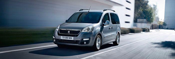Обновленный Peugeot Partner выходит на российский рынок