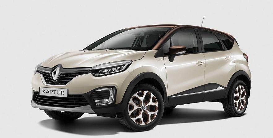 Новый Renault KAPTUR Extreme уже в Москве