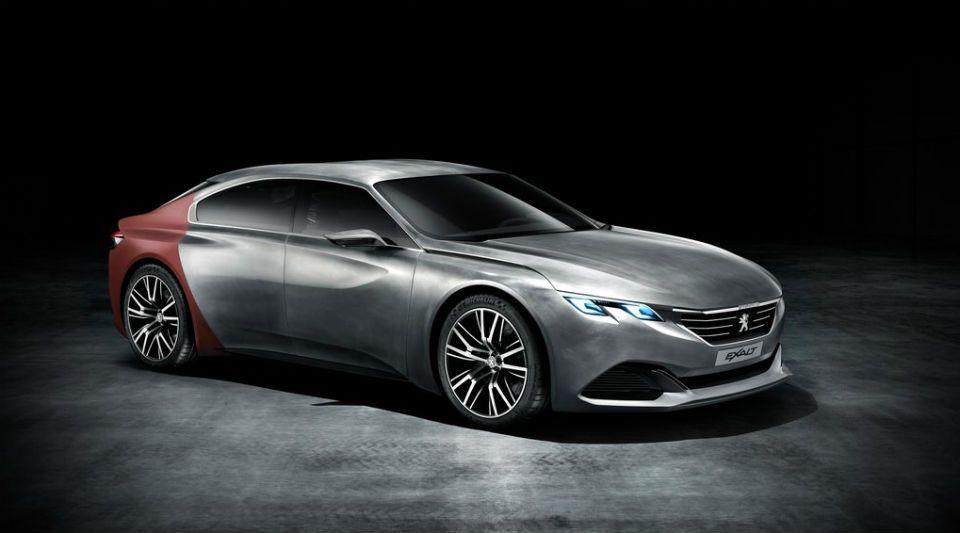 Будущие модели Peugeot станут автономными