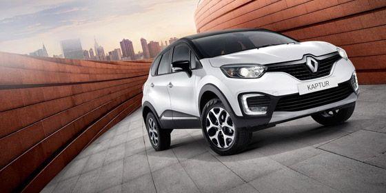 Европейский Renault CAPTUR сделают похожим на российскую версию