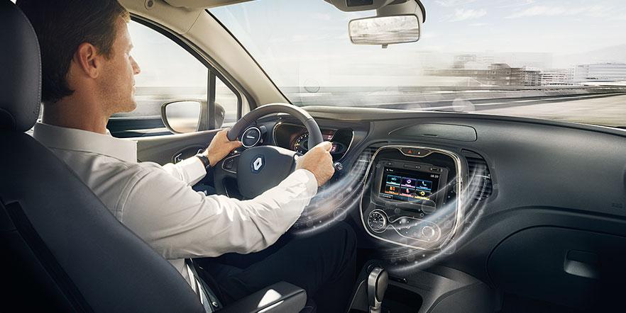 «Чистый воздух» в Renault на выгодных условиях