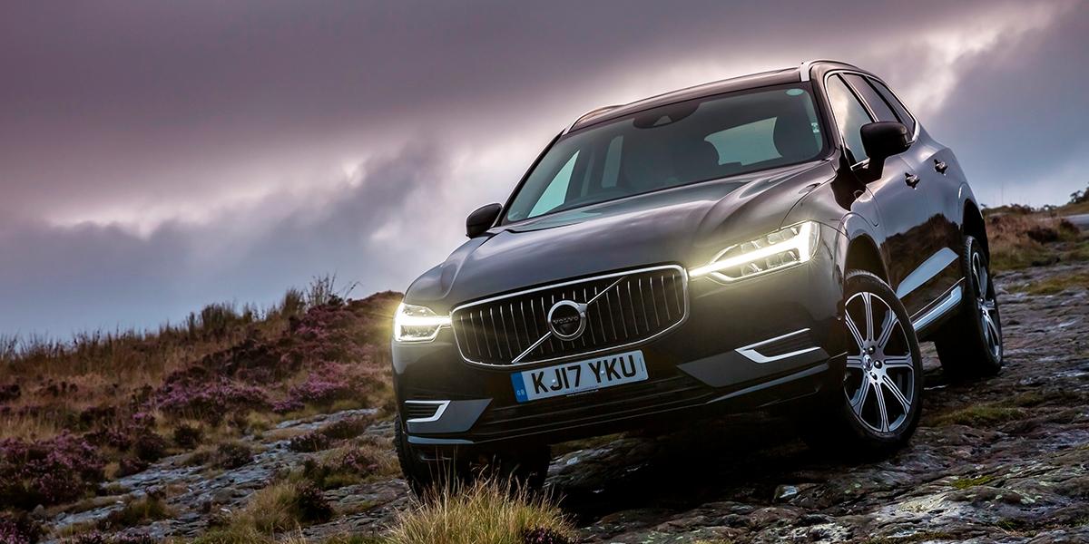 Премиальный кроссовер Volvo XC60 получил премию «Автомобиль года» в Великобритании