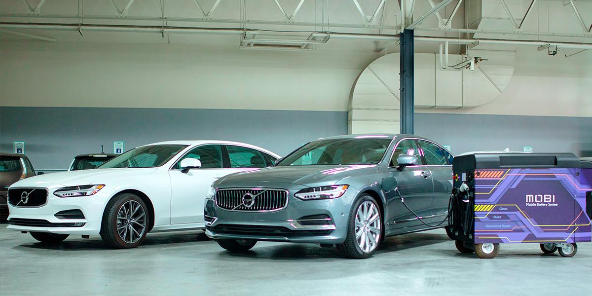 Volvo Cars Tech Fund инвестирует в компанию FreeWire – производителя зарядных станций для электромобилей