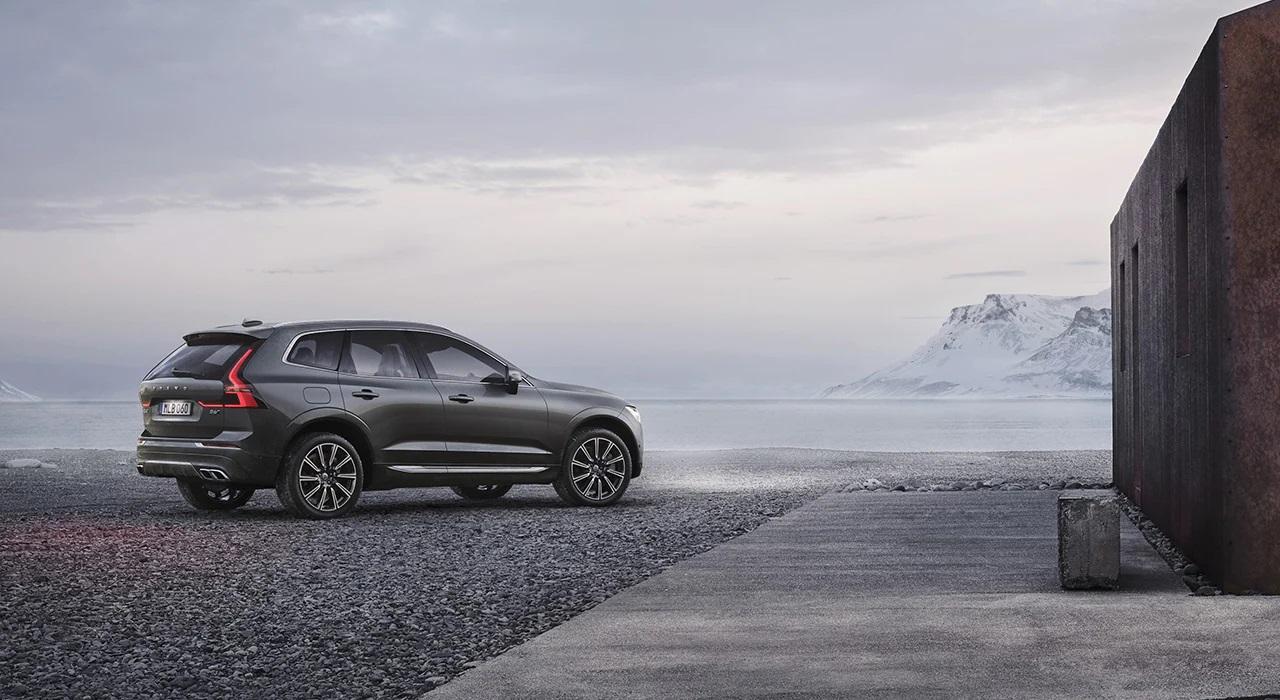 Volvo Cars сообщает о росте продаж на 29,1% за первые два месяца 2021 года