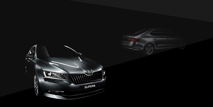 ŠKODA SUPERB. Управляя моментом.