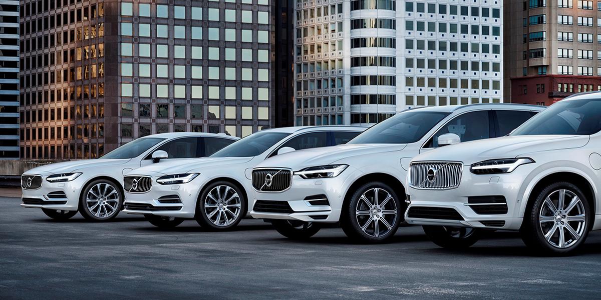 Снижены ставки по программе «Volvo Car Кредит»