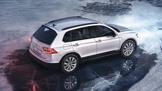 Volkswagen Tiguan Winter Edition в Фаворит Хофф