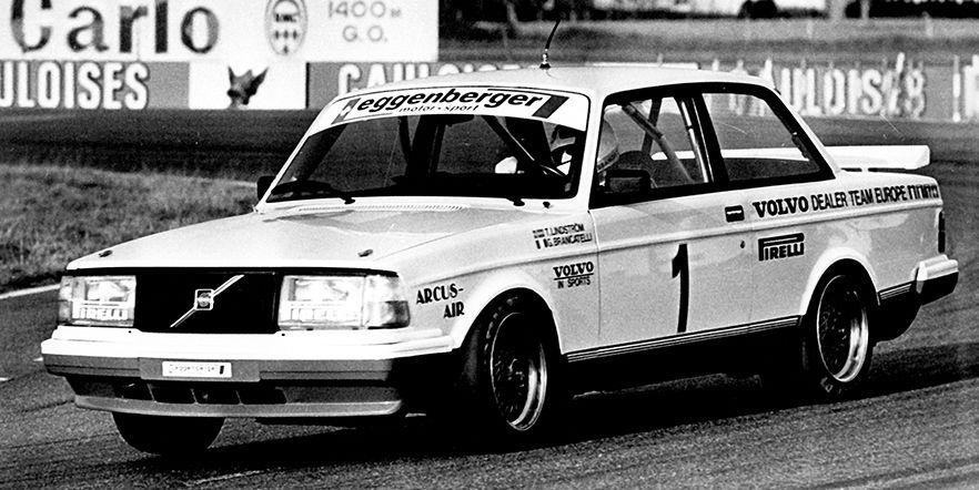 Годовщина великих побед: 30 лет назад Volvo 240 TURBO стал победителем чемпионатов по кузовным гонкам в Европе