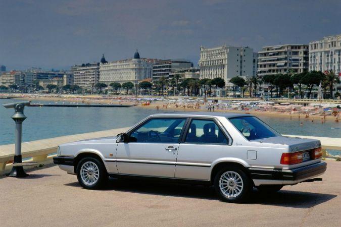 Роскошный Volvo 780 отмечает 30-летие!