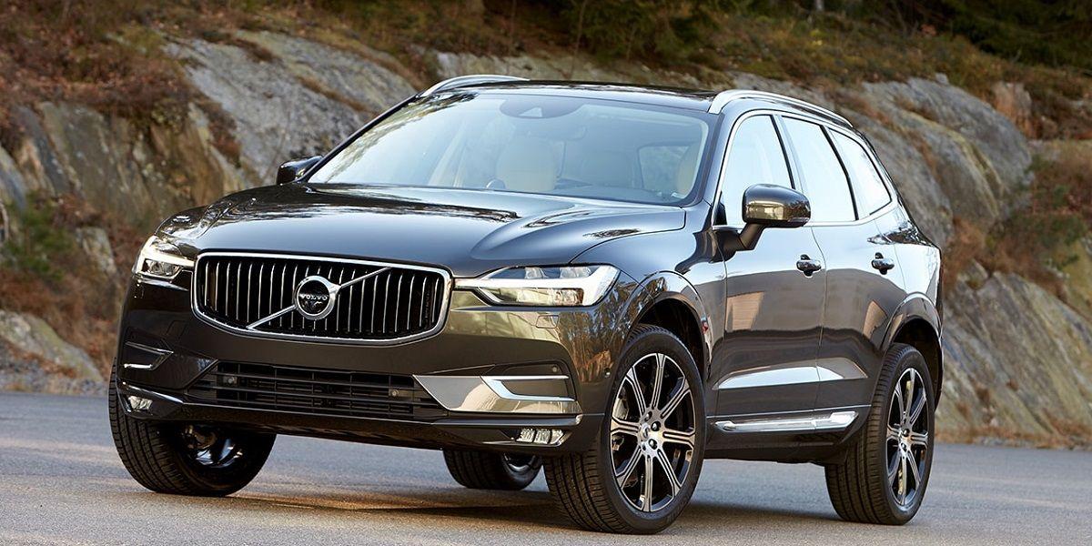 Volvo Cars представляет новый премиальный кроссовер XC60