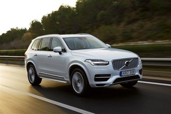 Благодаря рекордным продажам Volvo Car Group получила прибыль за 2014 год в размере 2,2 млрд. шведских крон