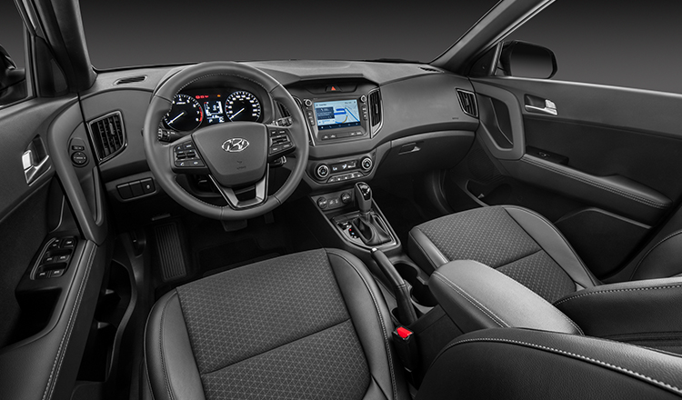 Фото интерьера Hyundai Creta №1
