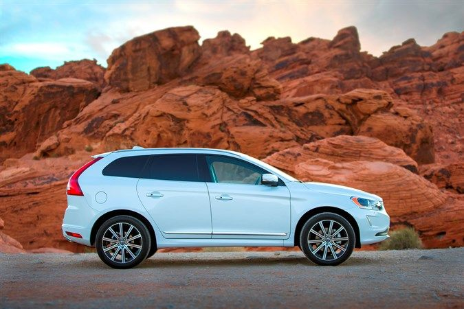 Лизинг на кроссовер Volvo XC60 становится более доступным