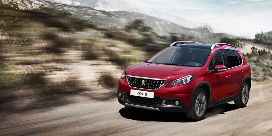 Peugeot 2008 от 1 133 000 рублей! ВЫГОДА до 300 000 руб.