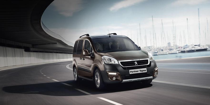 Peugeot Partner Tepee с зимним пакетом: выгода до 200 000 рублей + зимние шины в подарок!